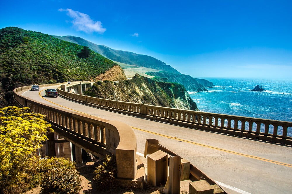 Paradas imprescindibles en tu ruta por la Pacific Coast Highway