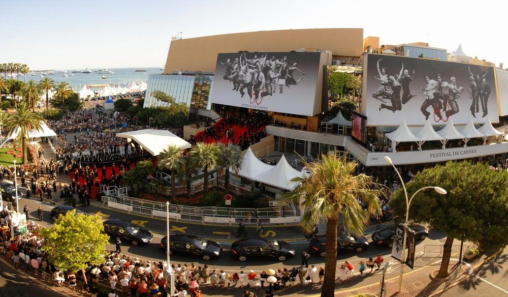 Palacio de los festivales de Cannes