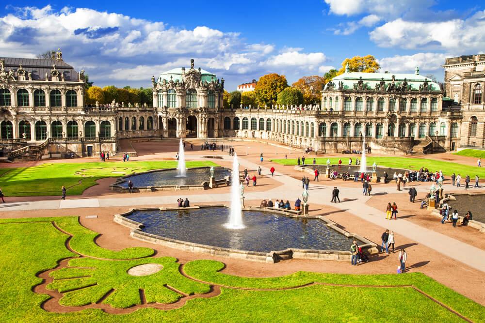 Palacio de Zwinger