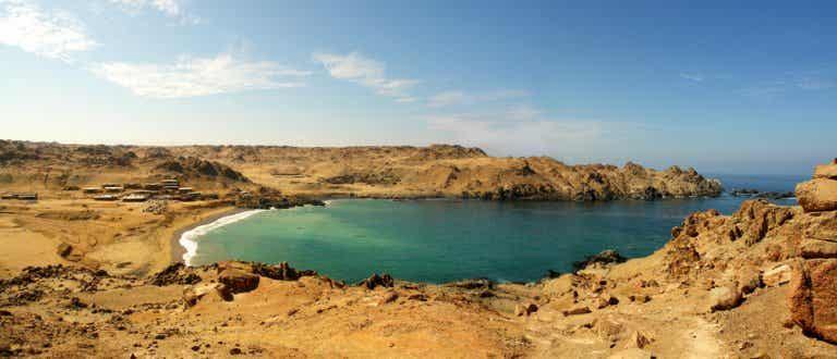 Descubre todo sobre Puerto Inca, el paraíso de Caravelí
