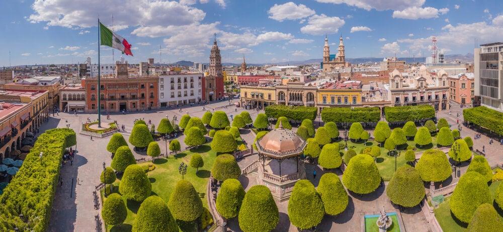 Guanajuato y Querétaro: el origen de la independencia mexicana