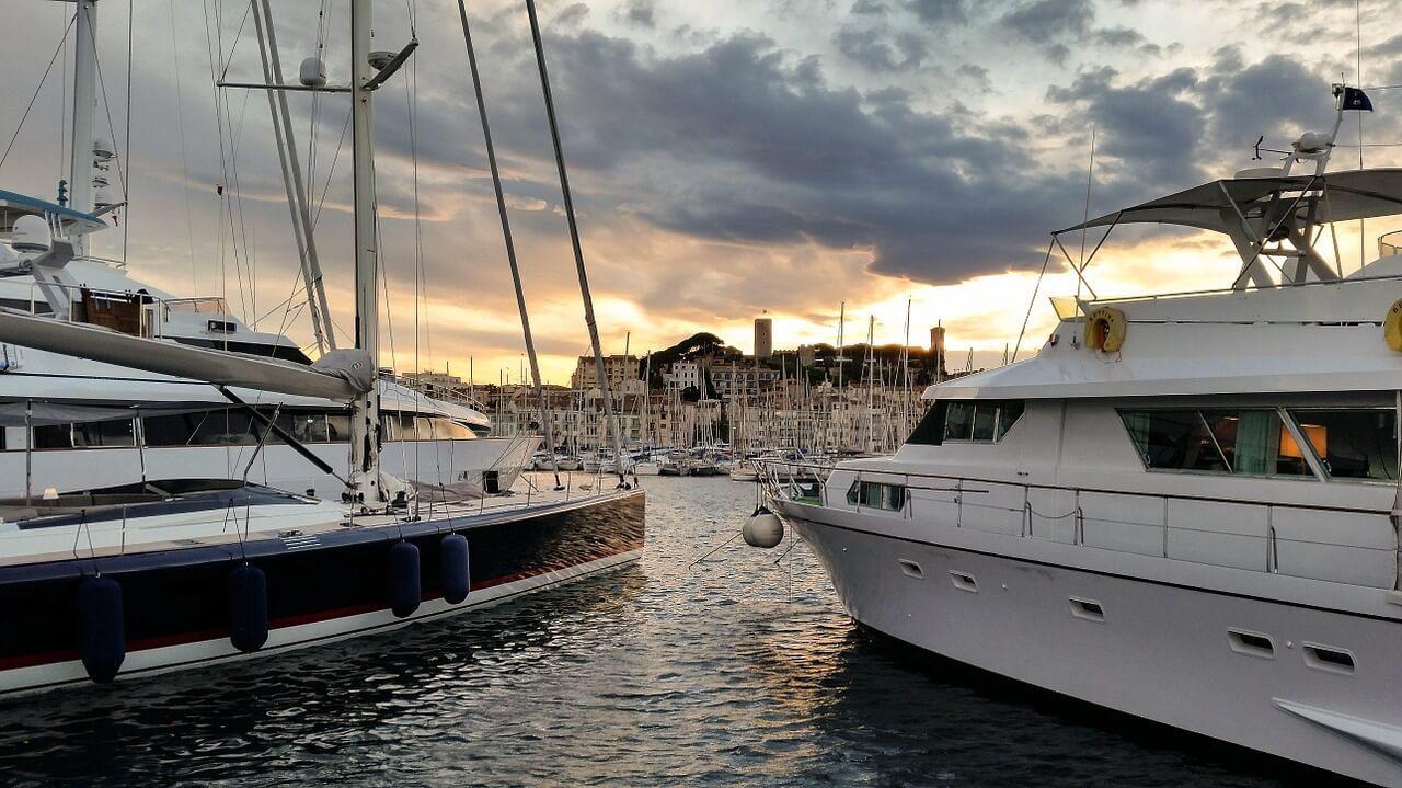 Puerto de Cannes