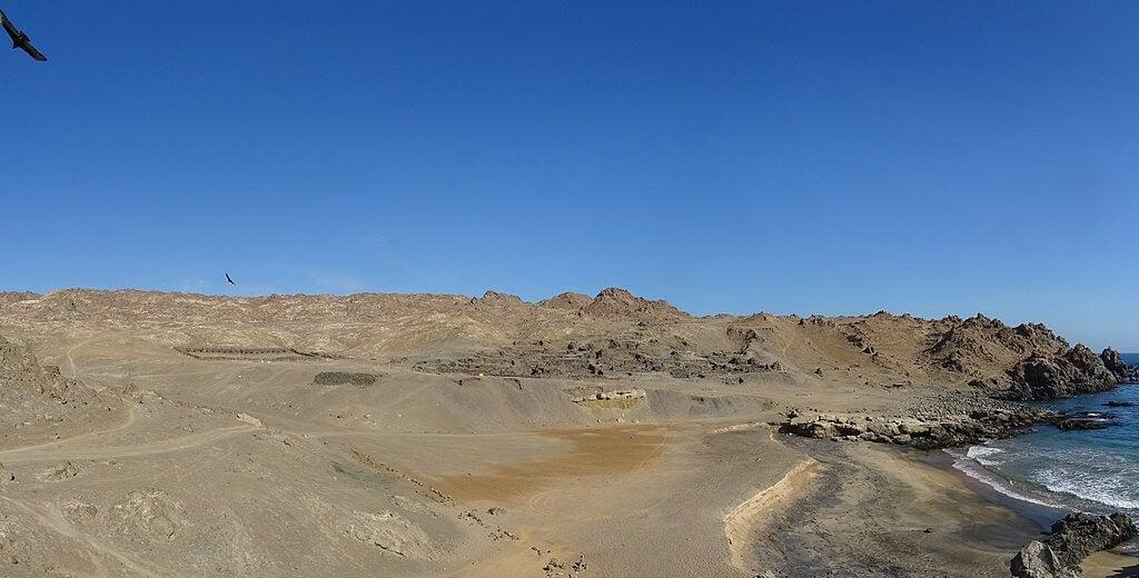 Vista de Puerto Inca