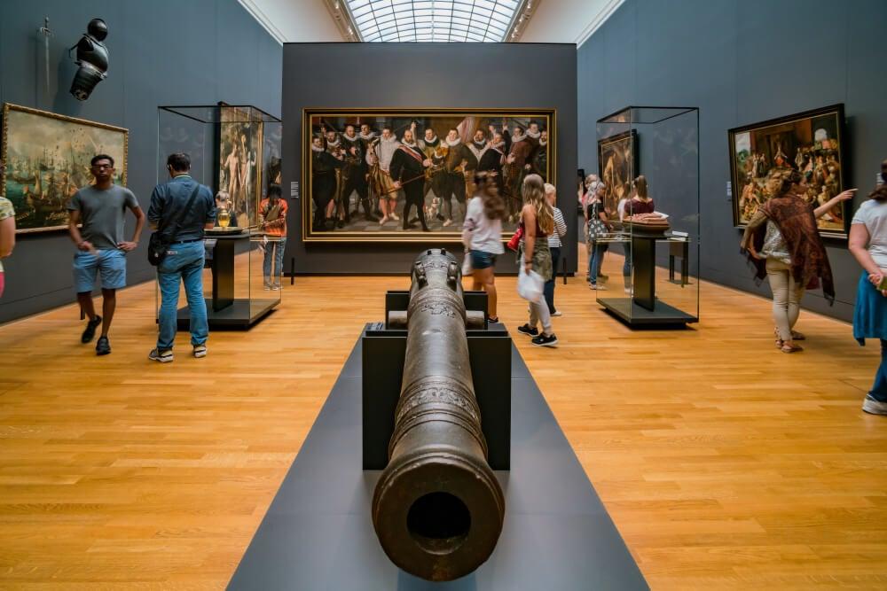 Sala del Rijksmuseum