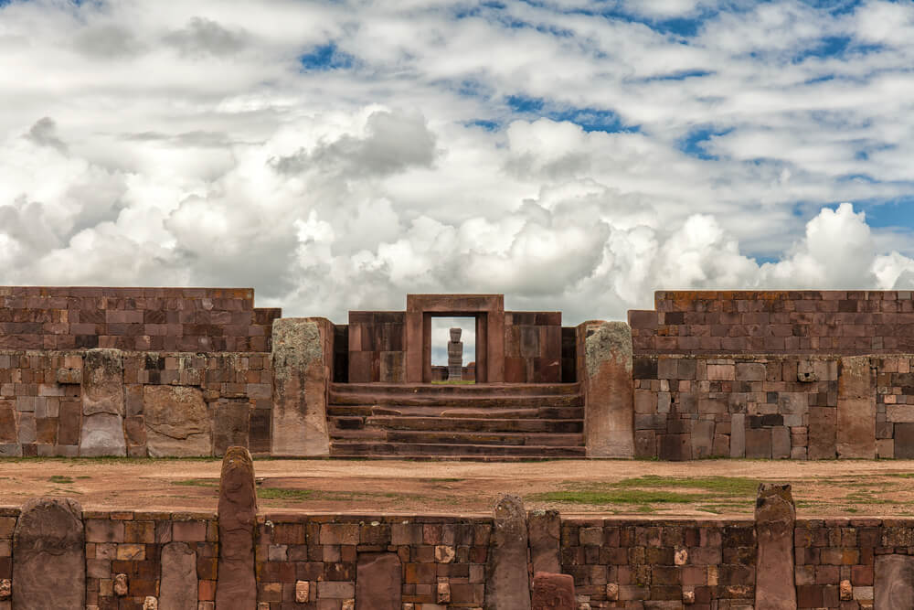 Tiwanaku: un sitio arqueológico increíble
