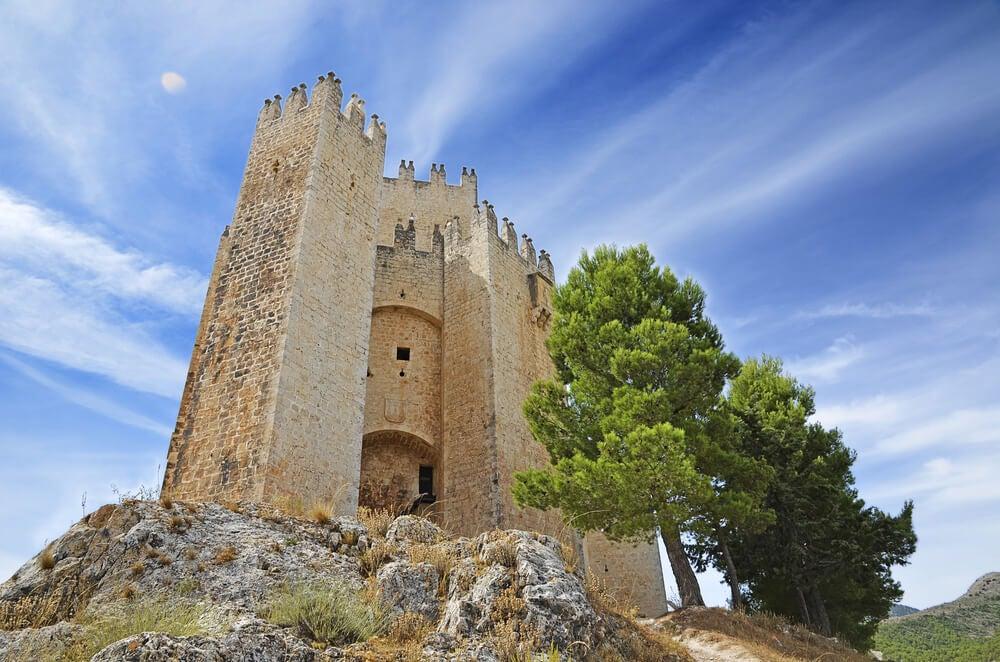 Torres del castillo