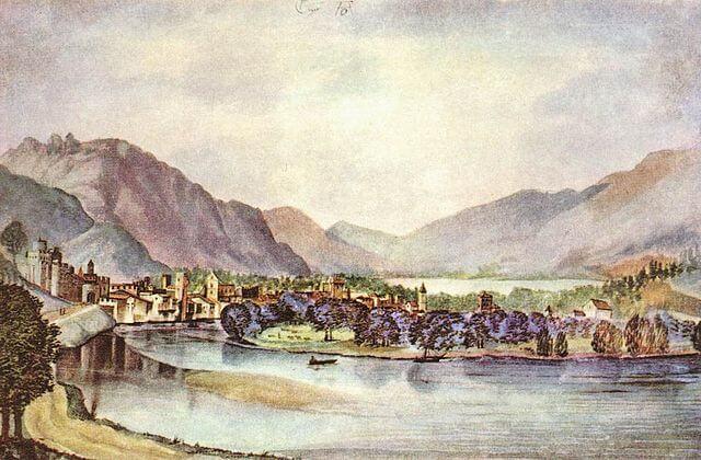 Vista de Trento