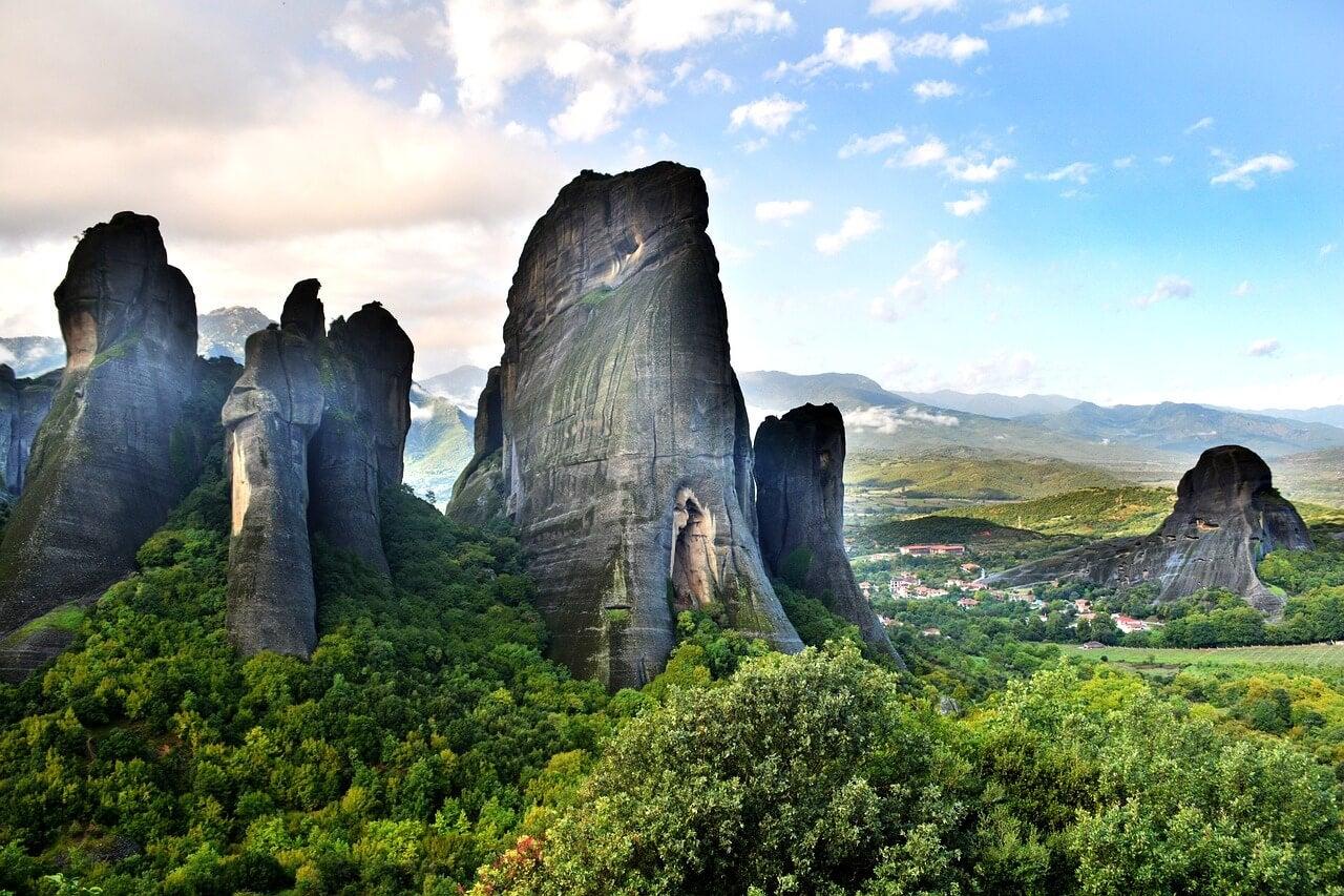 Valle de Meteora