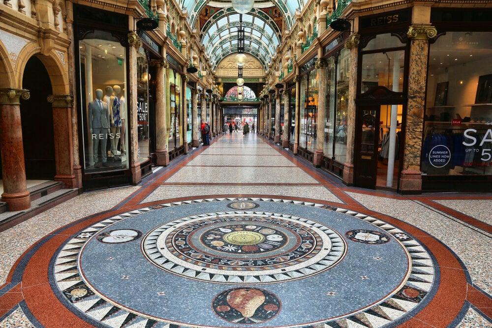 Galería Victoria Quarter en Leeds