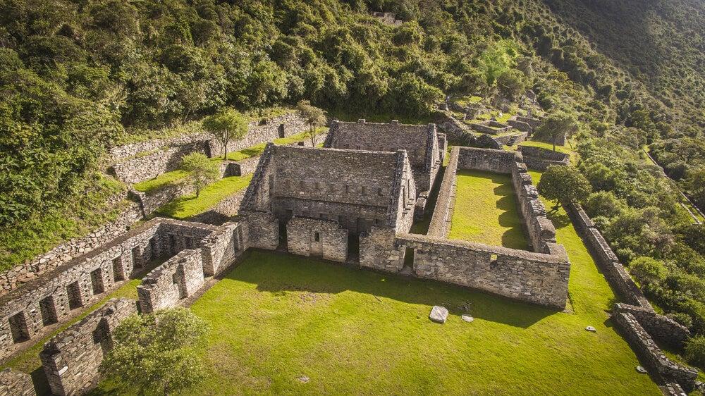 Descubre el yacimiento arqueológico de Choquequirao, Perú