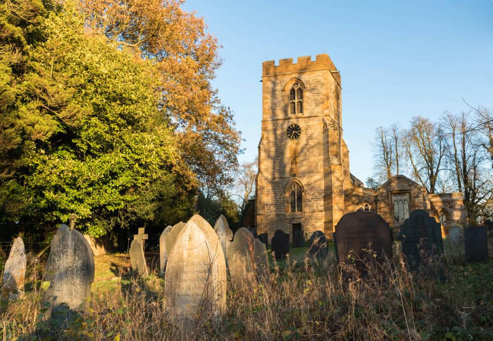 Yelvertoft en Northamptonshire
