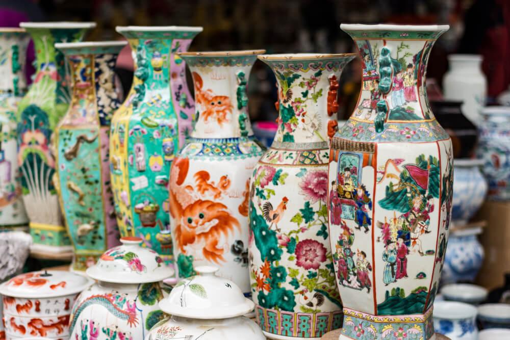 Descubre las artesanías tradicionales de China