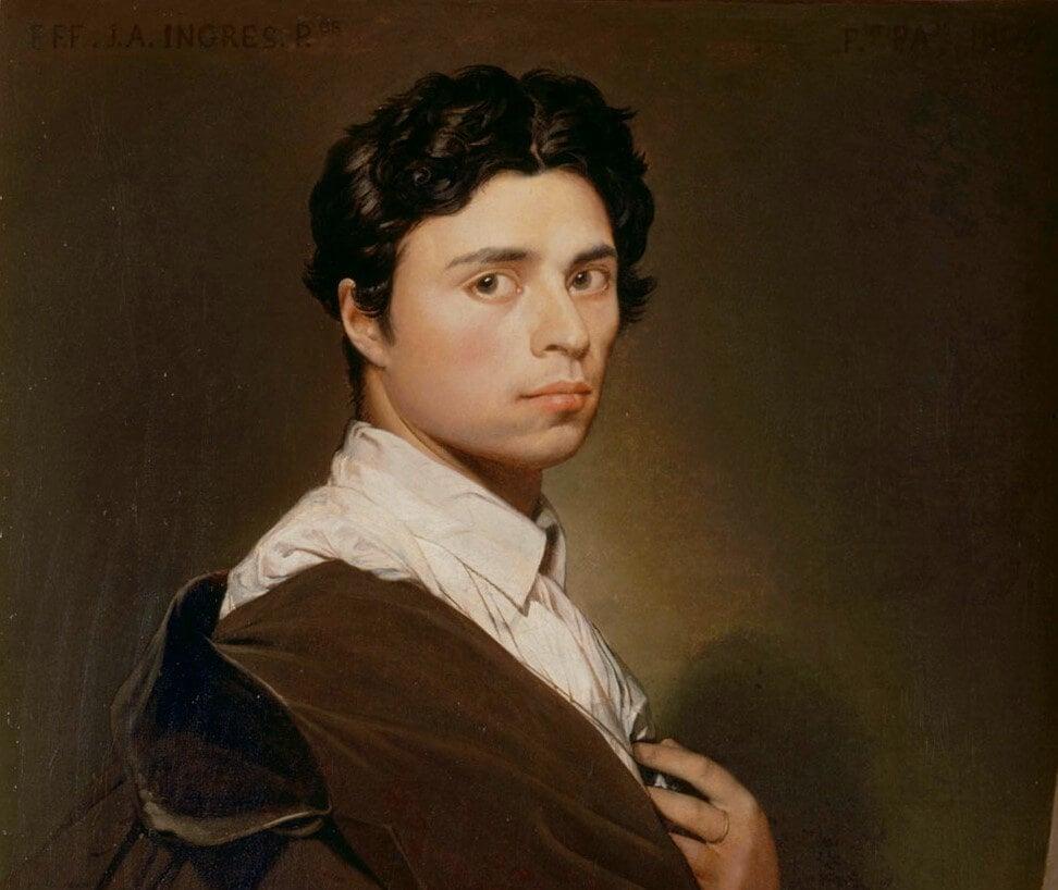 Las obras más sensuales de Ingres y dónde encontrarlas