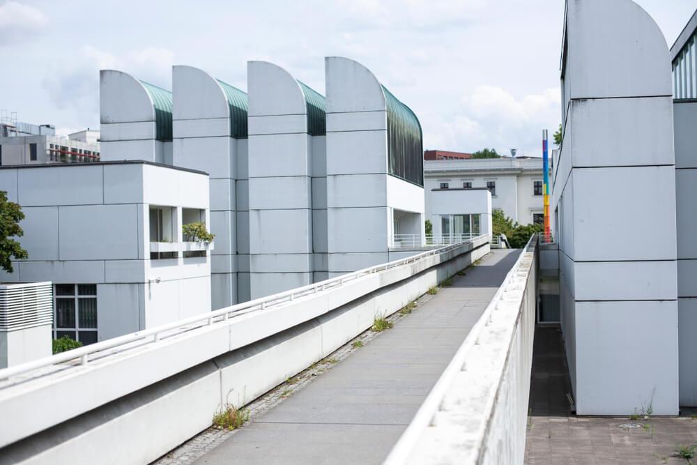 Bauhaus Archiv en Berlín
