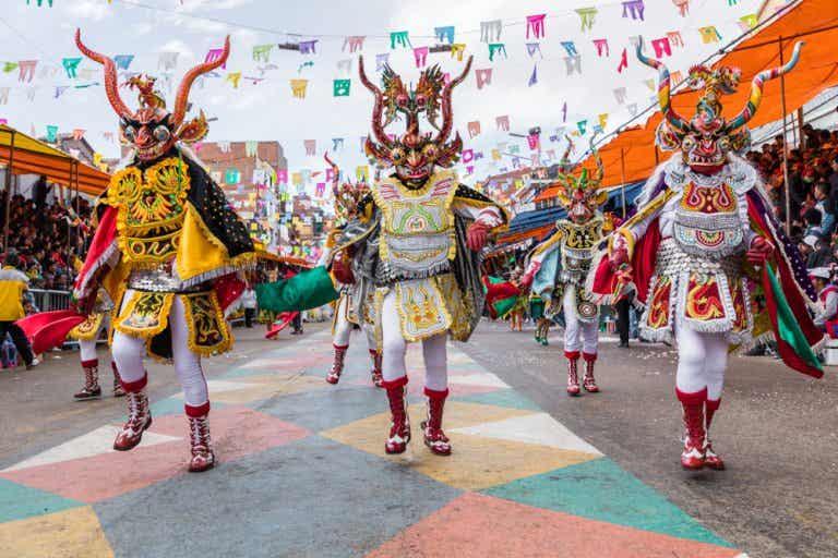 El carnaval de Oruro, reflejo de la intercultural Bolivia