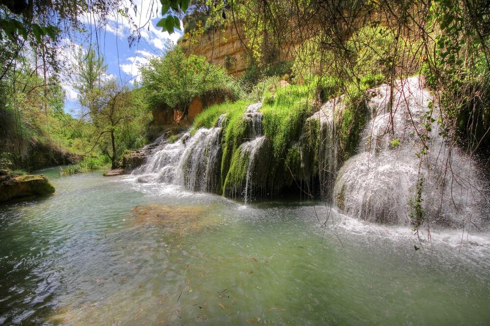 Cascadas en el Vinapoló