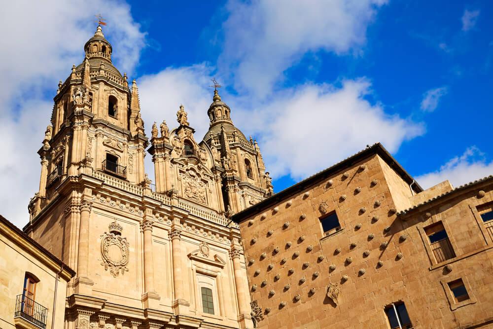 Descubre el conjunto de la Clerecía de Salamanca