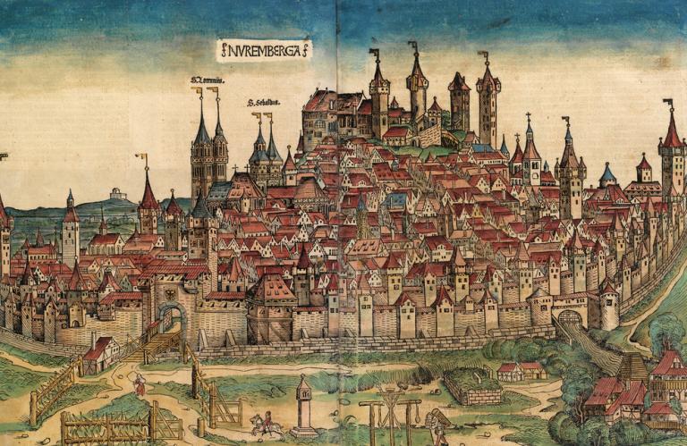 Viaje a través de la 'Crónica de Núremberg'