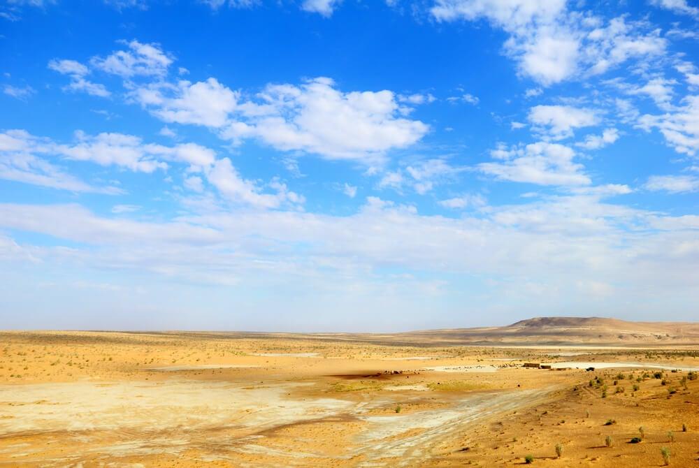 Desierto de Kyzyl Kum