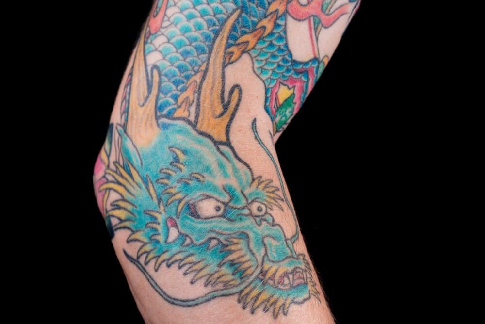 El arte prohibido de los tatuajes en Japón