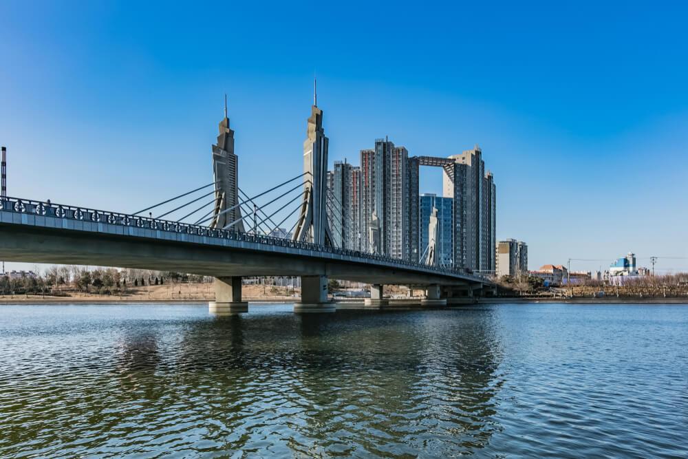 Gran Canal en Beijing
