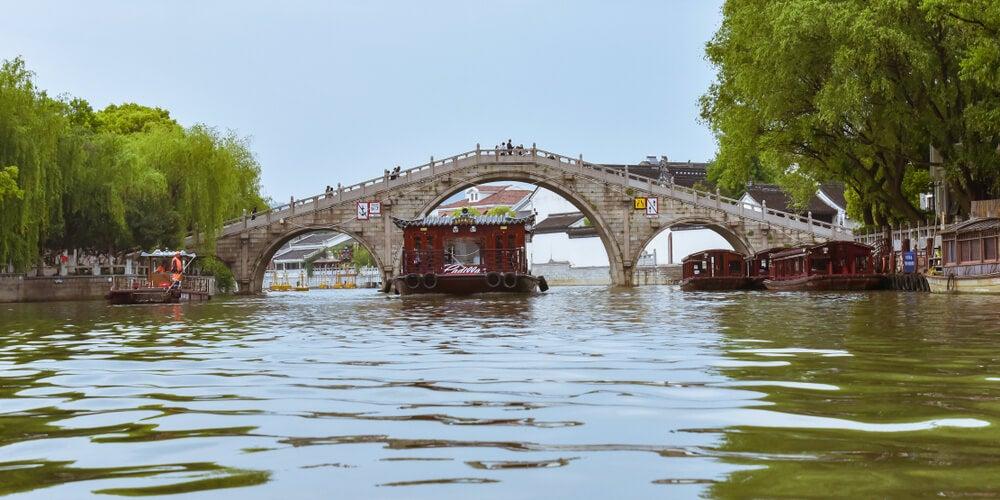 El Gran Canal de China, clave de la unificación del país