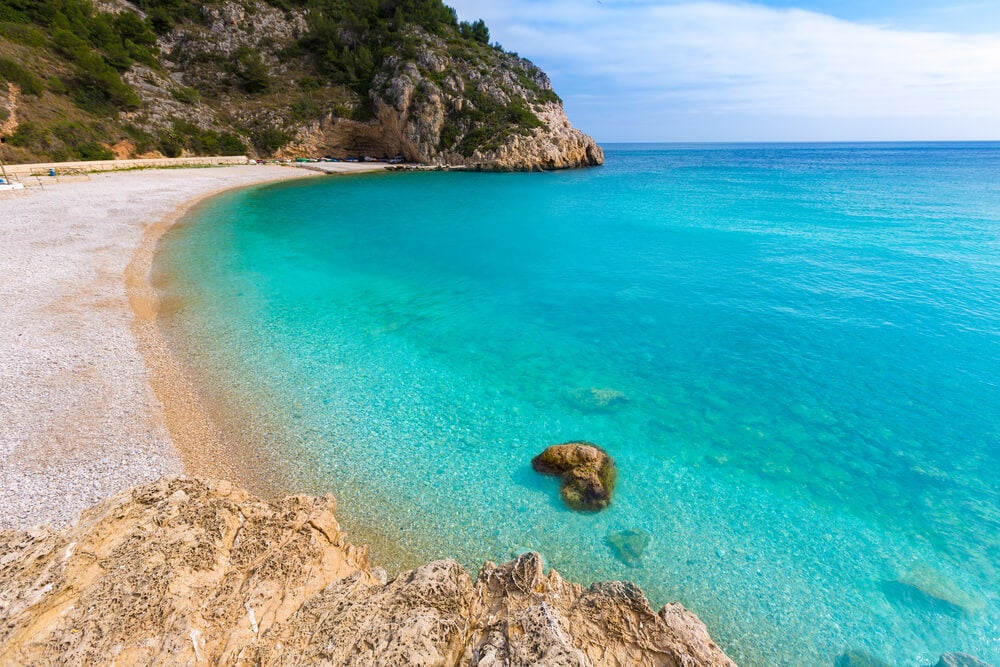 Las mejores calas de Alicante: ¿cuáles son?