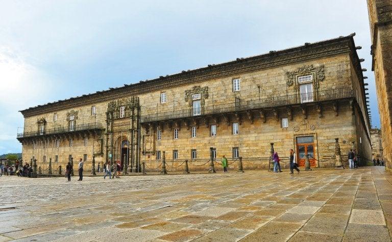Los secretos del Hospital Real de Santiago de Compostela