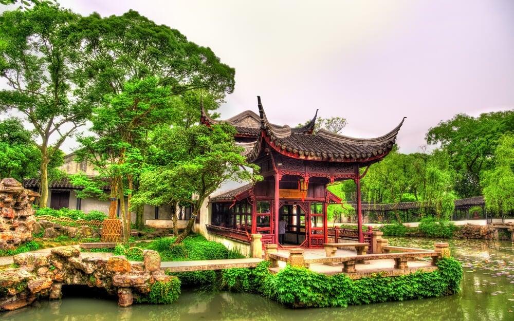 Jardín del Administrador Humilde en Suzhou