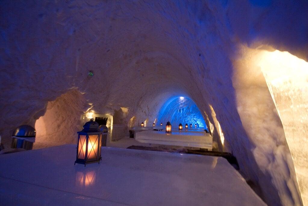 Kemi Ice Restaruant, uno de los restaurantes más extraños