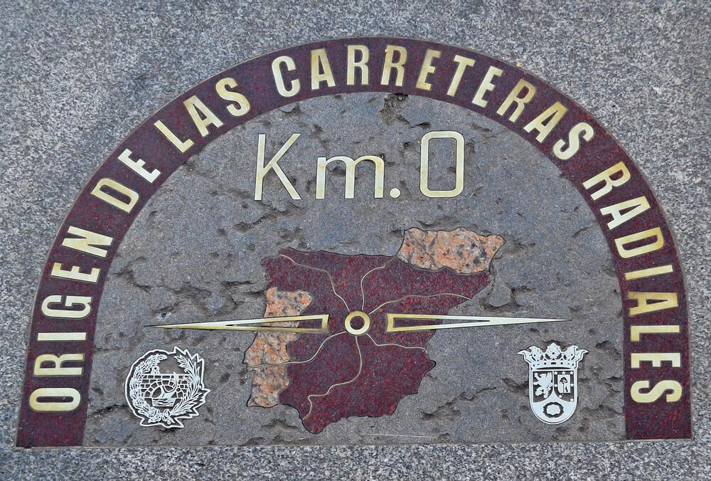 El origen de la numeración de las carreteras de España