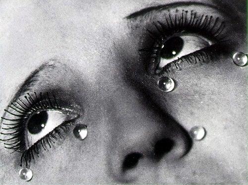 'Las lágrimas', 1932