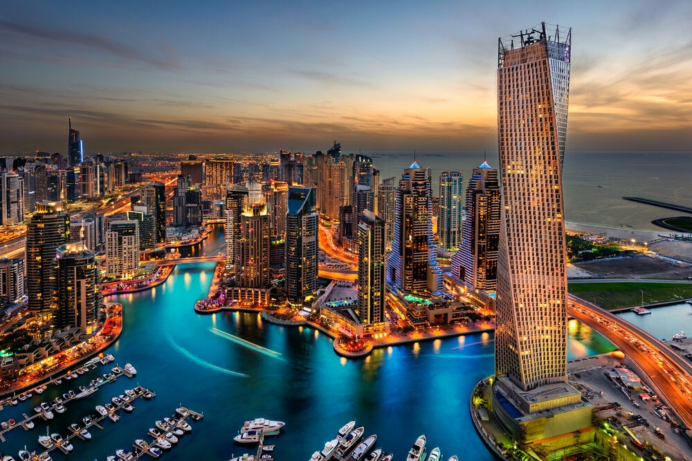 Marina de Dubái