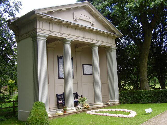 Memorial Diana de Gales