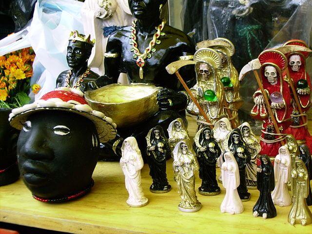 El Mercado de las Brujas en Ciudad de México