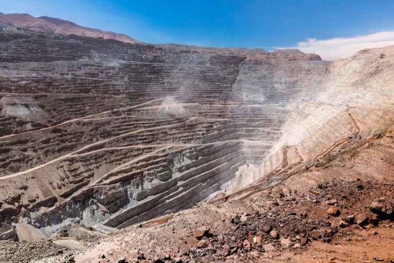Chuquicamata: una maravillosa obra minera