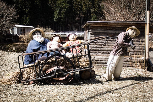 Muñecos de Nagoro