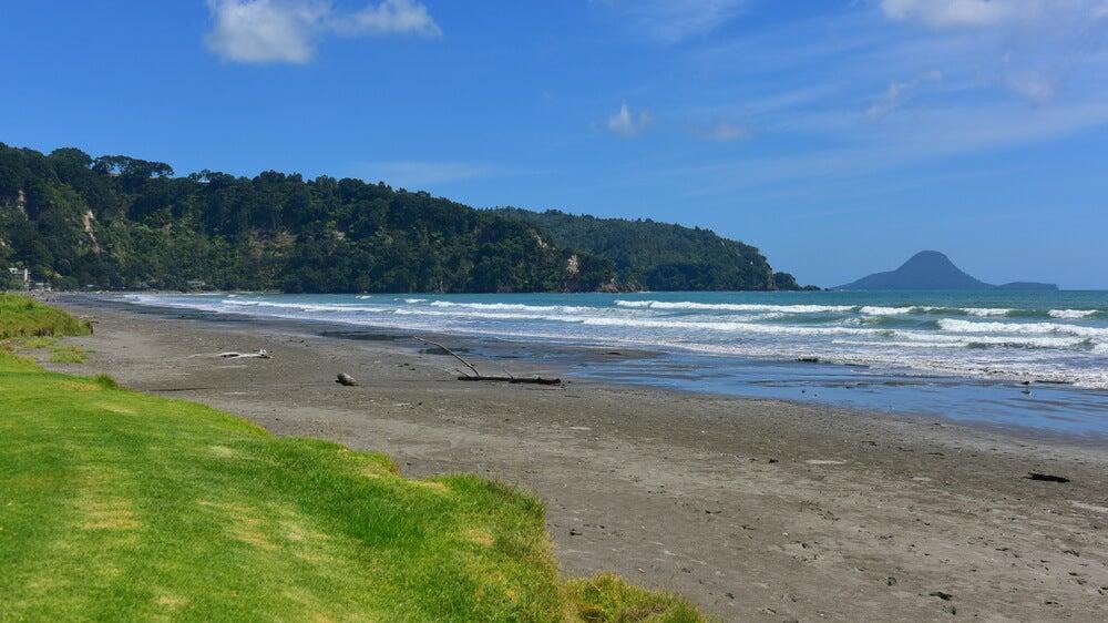 Ohope, una de las mejores playas de Nueva Zelanda