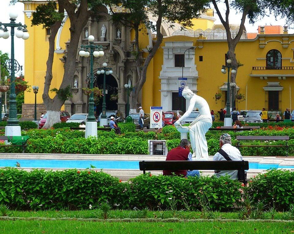 Plaza Municipal de Barranco