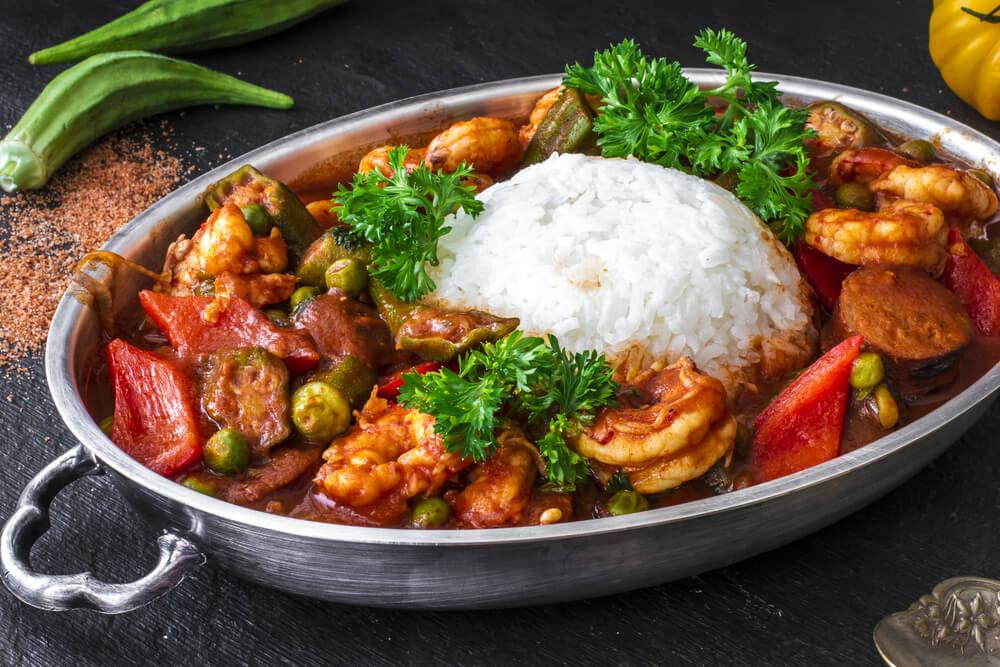 Descubrimos la gastronomía característica de Nueva Orleans