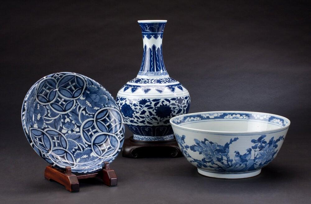 Porcelana, una de las artesanías tradicionales de China