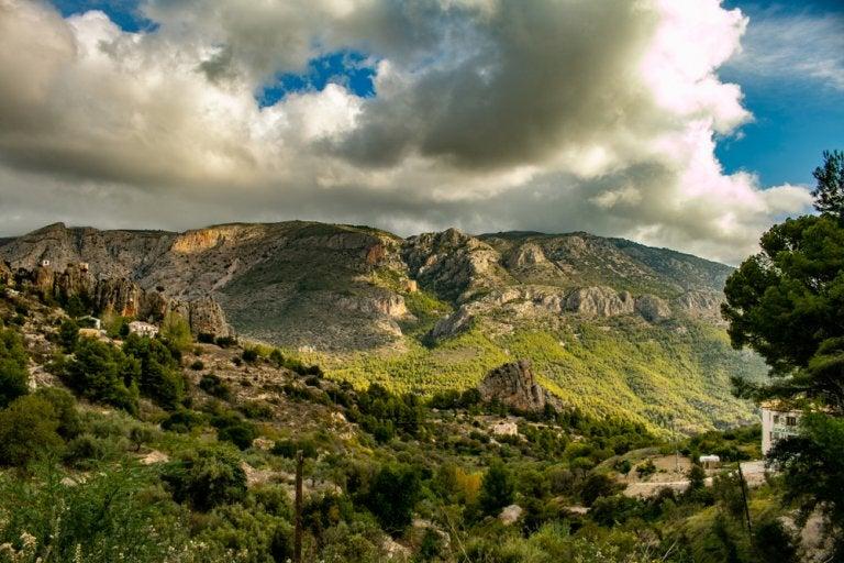 Descubre Serrella, el 'Pirineo de Alicante'