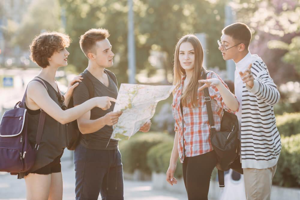 Claves para relacionarte socialmente si vas al extranjero