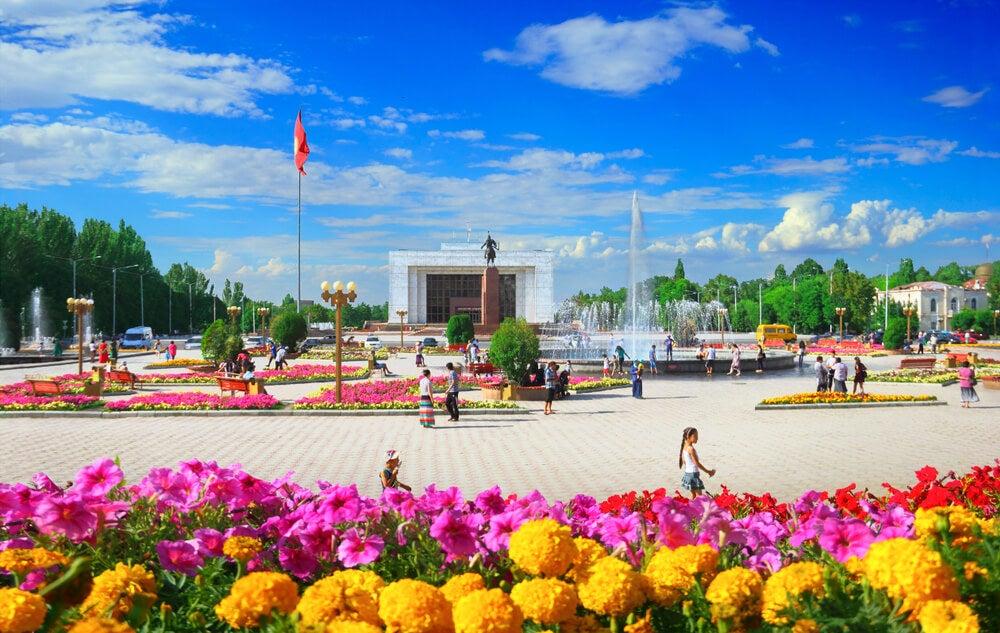 Ciudad de Bishkek