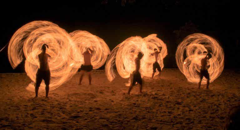 El Festival Burning Man en el desierto de Nevada