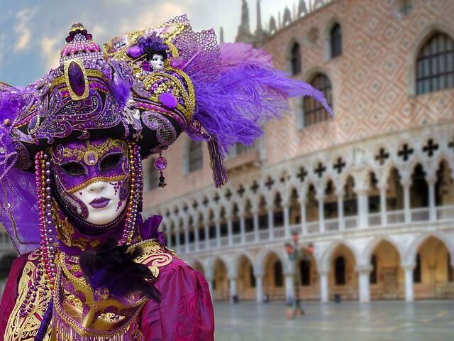 Un recorrido por  los carnavales más bellos del mundo