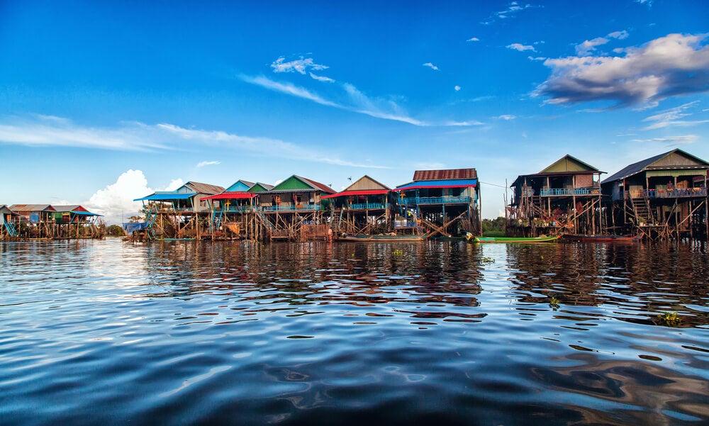 4 curiosidades del lago Tonlé Sap en Camboya