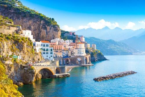 Vivir la costa Amalfitana como un habitante