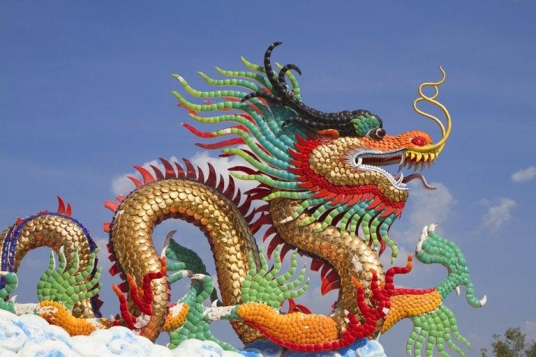 El dragón chino, parte esencial de la cultura en China
