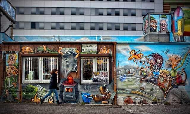 Conoce algunos de los murales más famosos del mundo